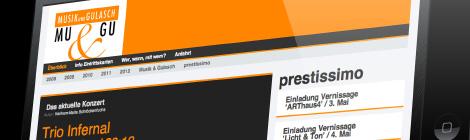 Kultur-Schmiede Micheldorf Webseite