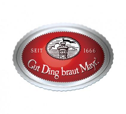 Logo Mayrs Brauerei - Gut Ding braut Mayrs