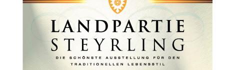 Landpartie Steyrling Logo