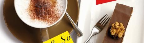 Poster, Aktion 'Kaffe & Kuchen' Pronto!