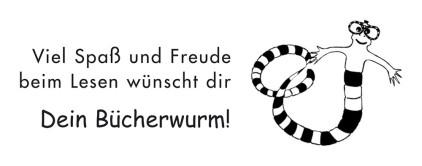 Lese-Urkunde – der-Buecherwurm Volksschule Micheldorf