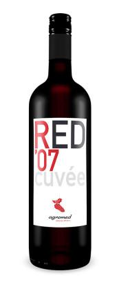 Agromed Red Cuvee Wein-Etikette_07