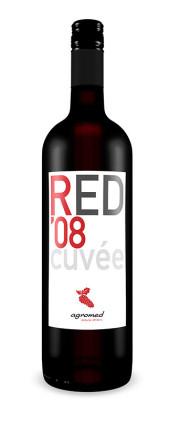 Agromed Red Cuvee Wein-Etikette_08