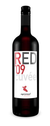 Agromed Red Cuvee Wein-Etikette_09