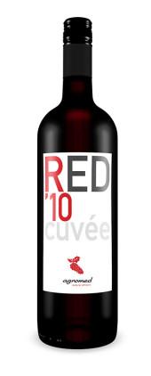 Agromed Red Cuvee Wein-Etikette_10